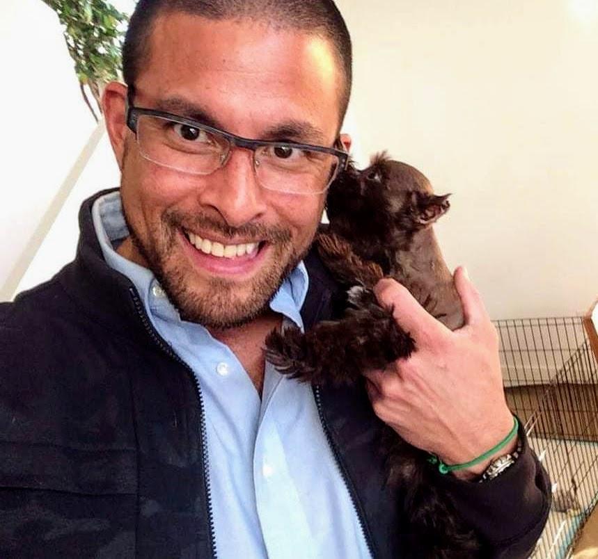 Justin Scher, small dog training,
