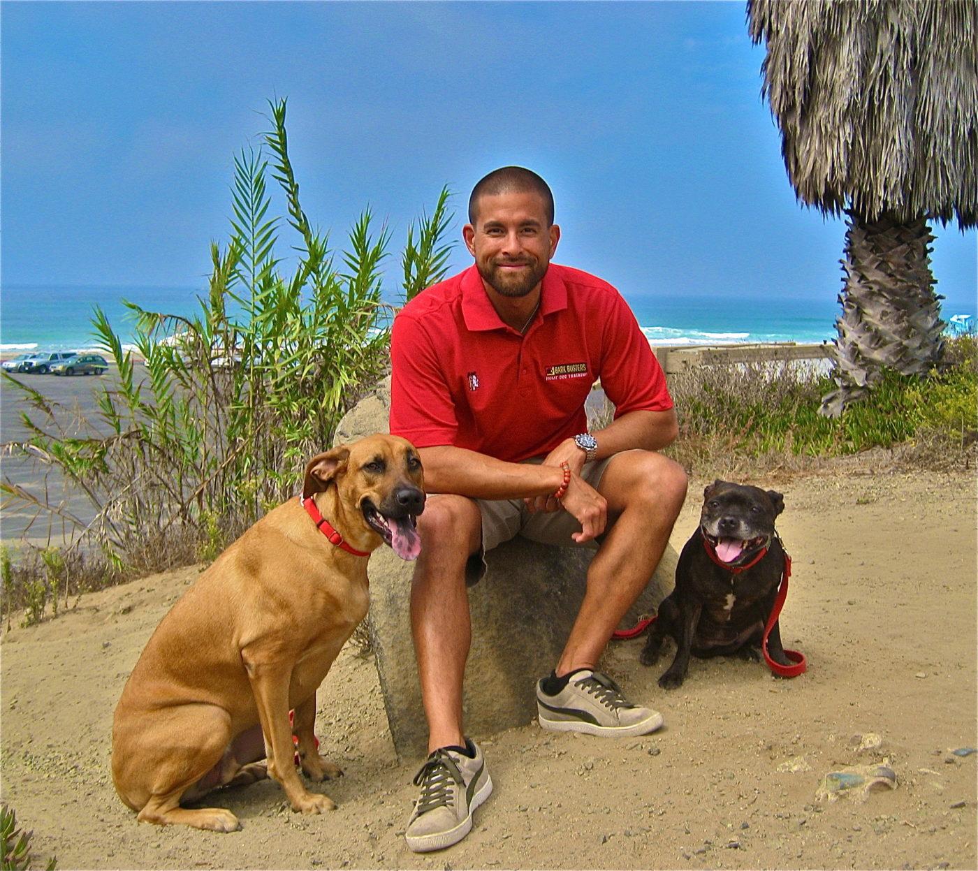 #mydogs, #justinscher, #barkbustershomedogtrainingsandiego, #pitbulllove