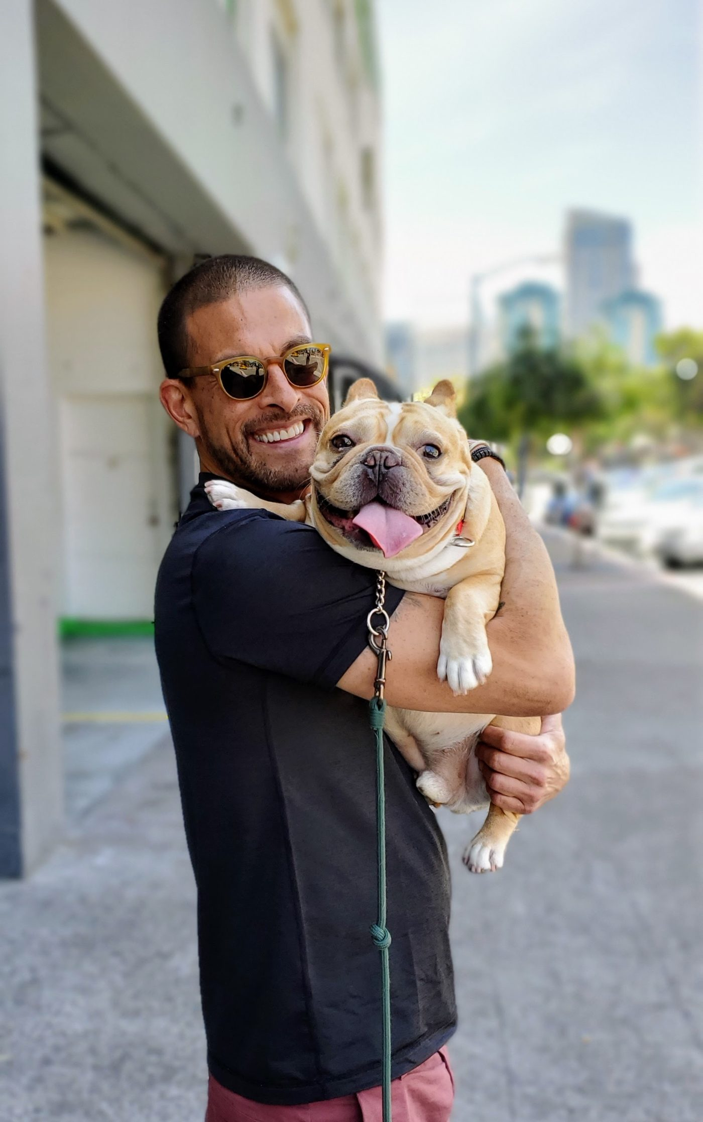 #rawfooddiet, #frenchbulldogtraining, #downtownsandiegodogtraining
